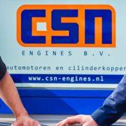 CSN Engines BV kiest AKDG