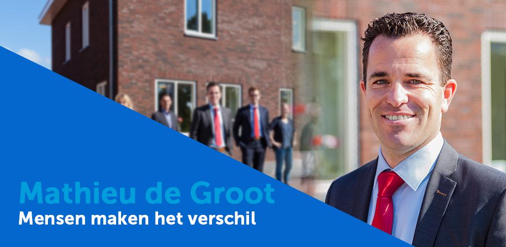 Mathieu de Groot - Accountant en oprichter AKDG