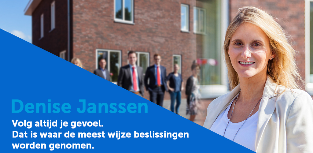Maak kennis met Denise Jansen van AKDG