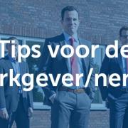 Eindejaarstips 2018 - Tips voor de werkgever/werknemer