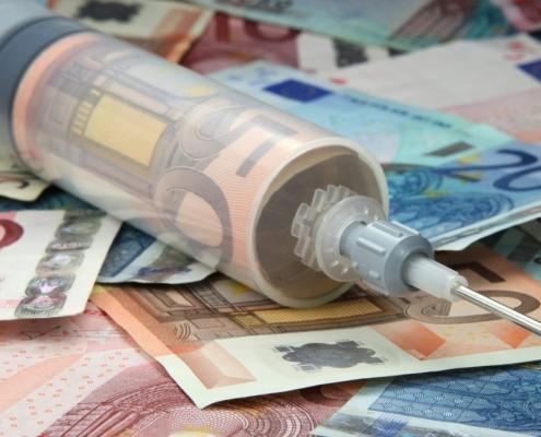 Financiële injectie
