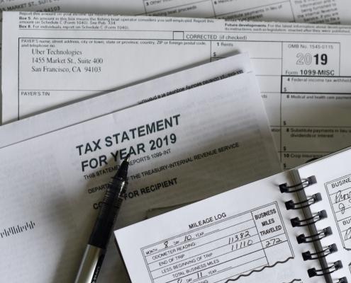 Belastingsverplichtingen